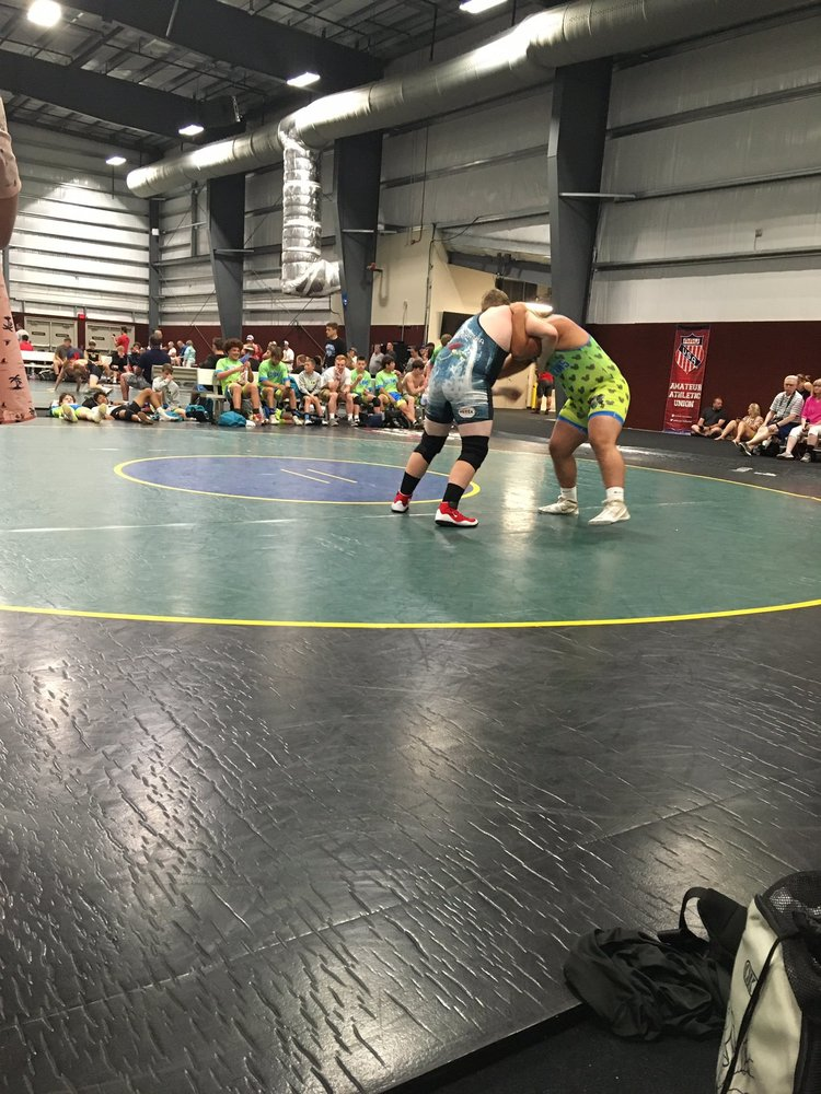 HS Wrestlers Represent Nebraska at Disney Duals