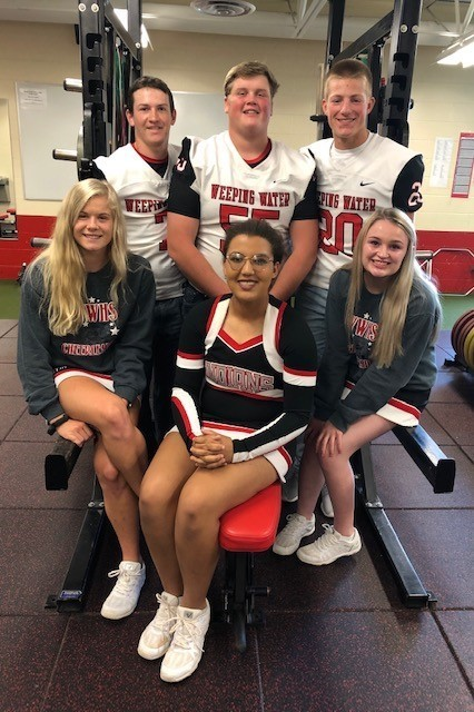 Senior Class HC Representatives - Noah P, Marcus C, Avery H, Peyton B, Kayle T, and Jessie J!  Who will be crowned the 2019-2020 King & Queen?