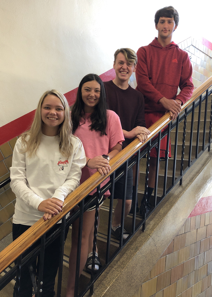 2019-2020 WWHS Junior Class Officers