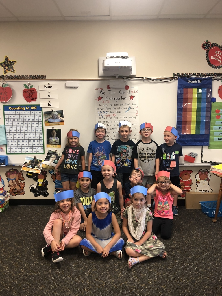 Kindergarten-Constitution Day