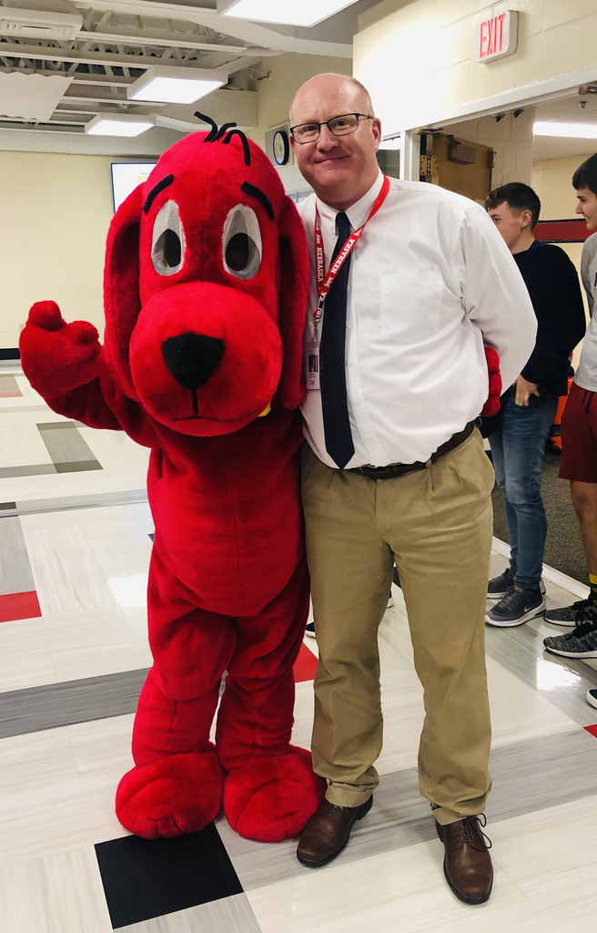 Clifford and Mr. Reiman