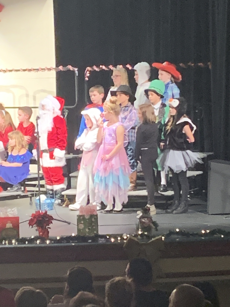 Third grader actors and singers