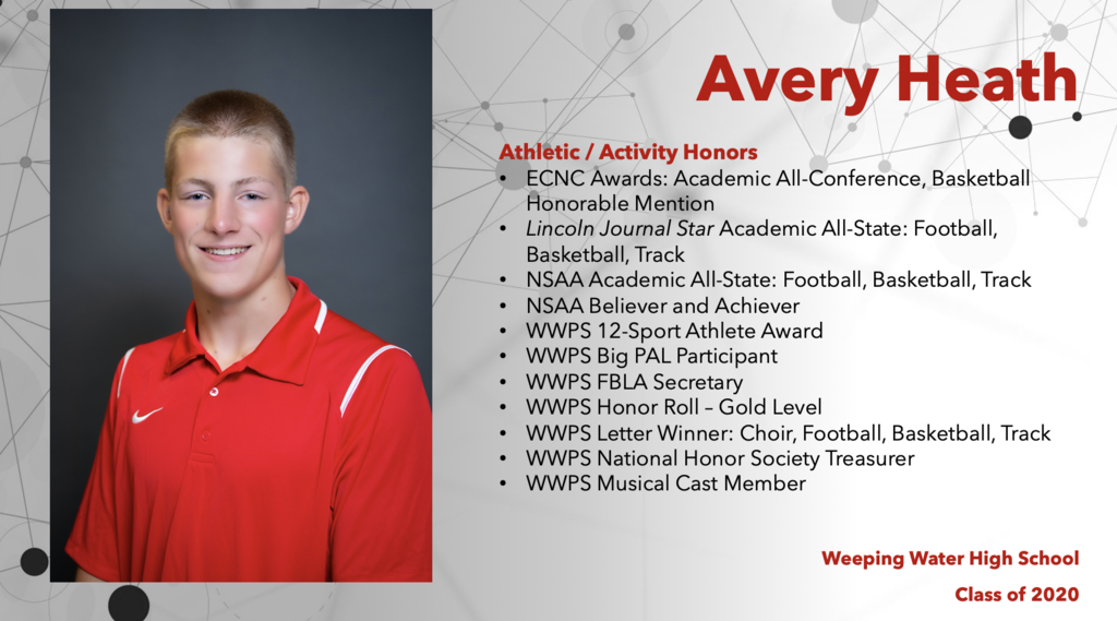 Avery H - athletic/activity